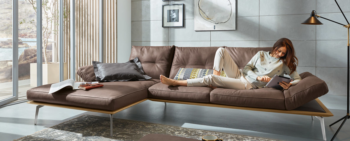 Sofa, Couch, Musterring, MR 495