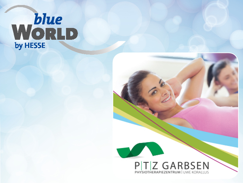 Prämie PTZ Garbsen blueWorld by Hesse