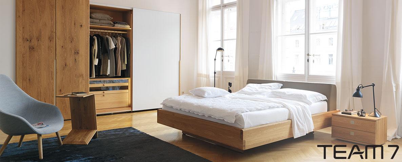 Liebe zur Natur mit Massivholzmöbeln - Möbel Hesse