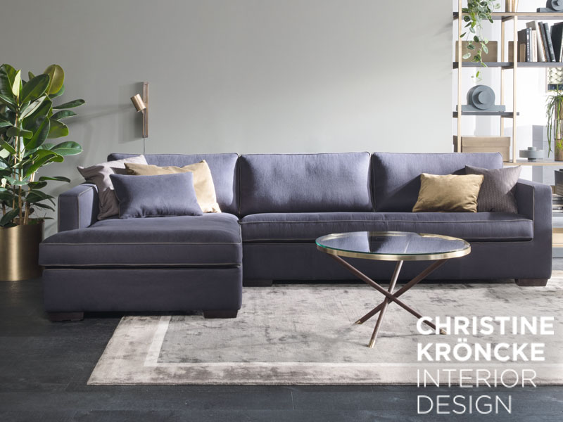 Christine Kröncke Ultra Violett Design Möbel Sofa
