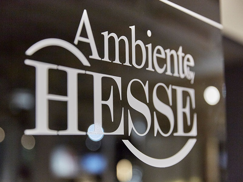 Logo Ambiente by Hesse