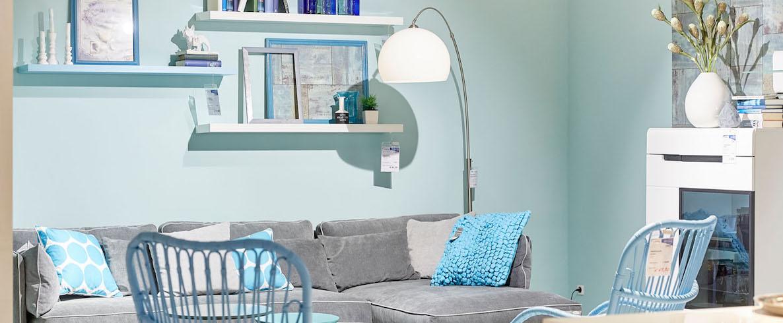 Schon Wandgestaltung Wohnzimmer